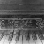 Клавиатура органа БЗК
