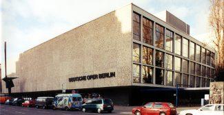 Немецкая опера в Берлине