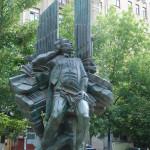 Памятник Араму Хачатуряну в Москве