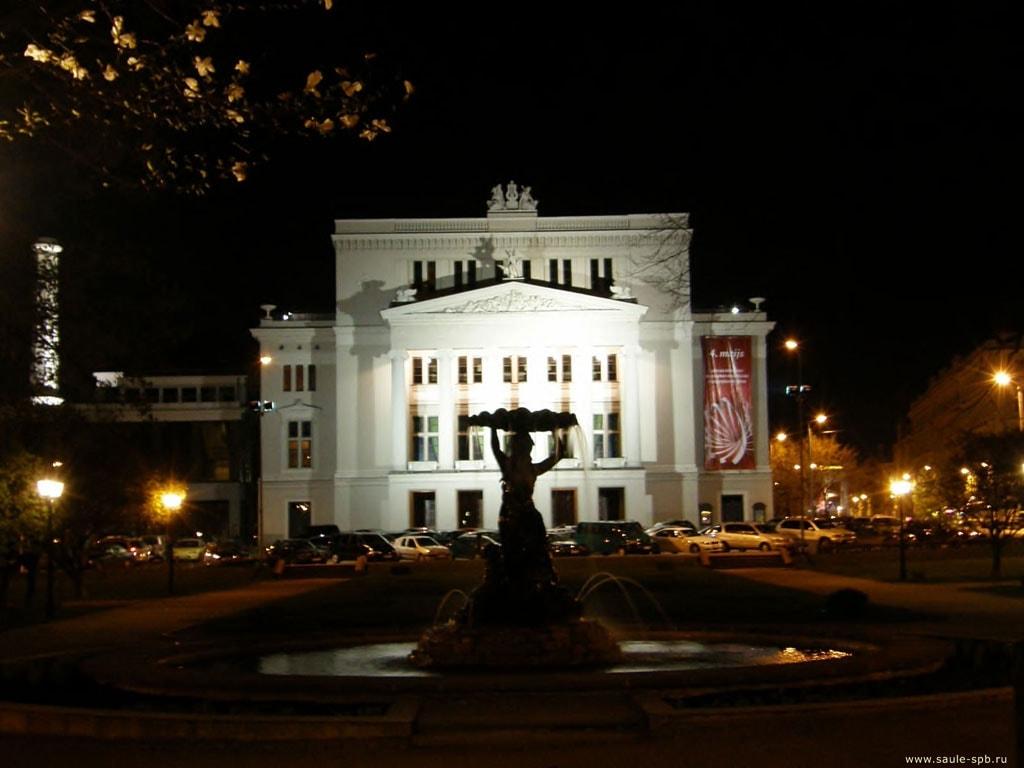 Национальная опера: концерты классической музыки не по карману жителям Латвии