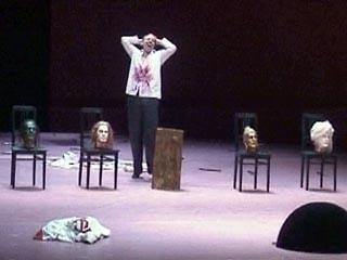 В Немецкой опере пропали головы