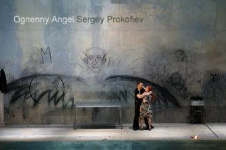 """""""Огненный ангел"""" в Бельгийском оперном театре"""