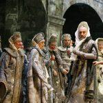 """""""Борис Годунов"""" в постановке А. Сокурова"""
