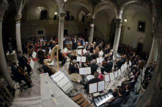 Симфонический оркестр в Дубровниках