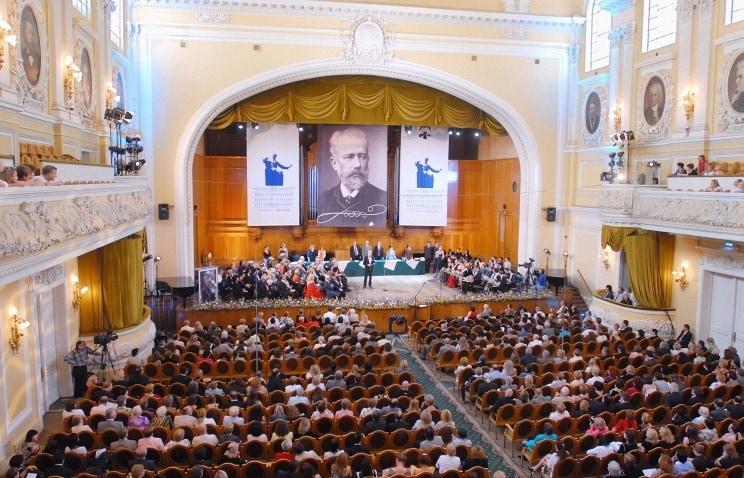 В Большом зале Московской консерватории завершился XIII Международный конкурс им. П. И. Чайковского.