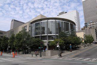 Бенаройя Холл - здание симфонического оркестра Сиэтла