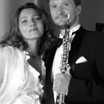 Наталья Щербакова и Иван Паисов