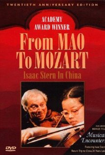 """""""From Mao to Mozart: Isaac Stern in China"""""""