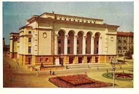 Донецкий оперный театр, 1960-е гг.