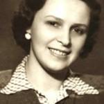 Ирина Масленникова, 1946 год