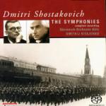Симфонии Шостаковича. Дирижирует Дмитрий Китаенко