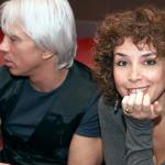 Дмитрий Хворостовский и Лилия Виноградова
