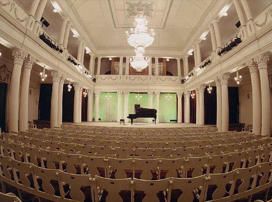 Колонный зал Киевской Национальной филармонии