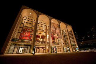 Метрополитен опера. Фото - Jonathan Tichler/Metropolitan Opera