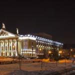 Челябинский оперный театр