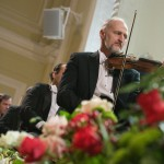 Алексей Бруни - концертмейстер РНО