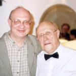 60-летний юбилей композитора Ефрема Подгайца