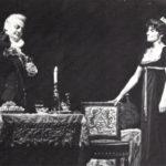 Скарпиа - Тито Гоби, Тоска - Мария Каллас, 1965 год