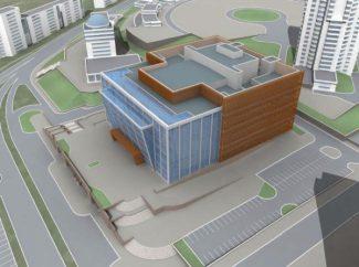 Проект оперного театра во Владивостоке