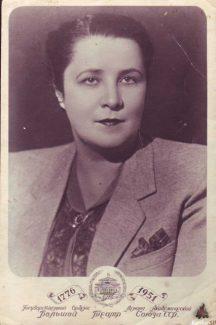 Наталья Шпиллер