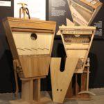 Клавишная виола Леонардо да Винчи
