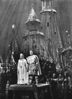 """""""Руслан и Людмила"""". Большой театр, 1972 год, финал"""