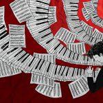 Музыка. Рисунок - Анна Всесвятская