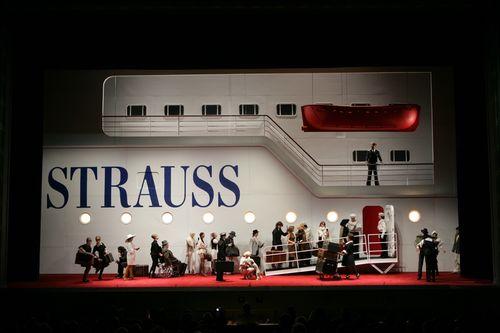 «Мышь» на лайнере «Иоганн Штраус». В Большом театре впервые сыграют оперетту