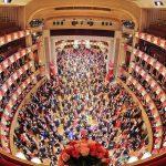 Бал в Венской опере