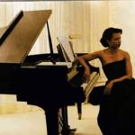 Кондолиза Райс дала фортепианный концерт