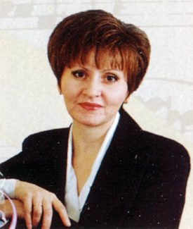 Раузалия Гиваргизова