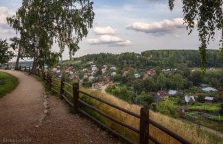 Город Плес Ивановской области