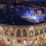 Античный амфитеатр Арена ди Верона оборудуют раздвижной крышей на случай дождя