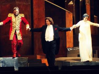 Богатые снова плачут. Московский Музыкальный театр поставил оперу «Сила судьбы»