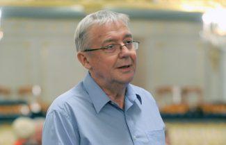 Грэм Вик. Фото - ИТАР-ТАСС/Юрий Белинский