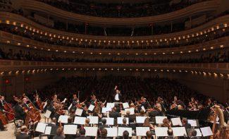 Оркестр Мариинского театра и Валерий Гергиев в Карнеги холле