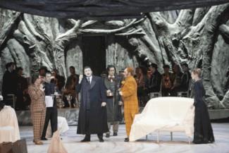 Опера «Вишневый сад» в Большом театре