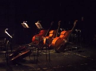 В театре Станиславского провели «Знакомство с оркестром»