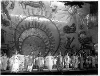 Премьера оперы «Снегурочка». Фото из архива Большого театра Беларуси