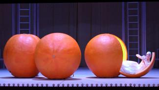 """""""Любовь к трем апельсинам"""""""