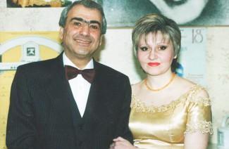 Сергей и Раузалия Гиваргизовы