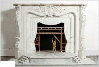 Оперный камин Opera Fireplace