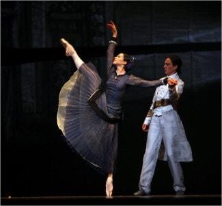 Гастроли откроет балет Щедрина «Анна Каренина» в исполнении Дианы Вишневой и Юрия Смекала