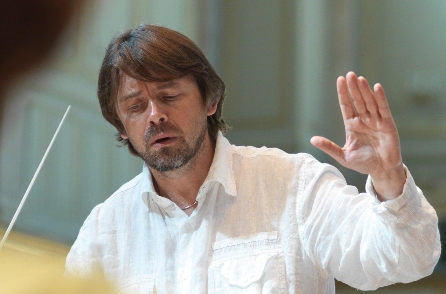 Андрей Борейко. Фото - Марсел Грубенманн