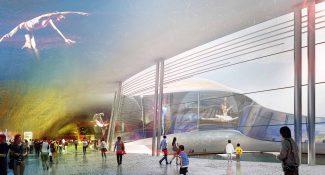 Busan Opera House от Kubota & Bachmann Architects
