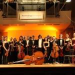 Камерный оркестр консерватории даст концерт персонального абонемента