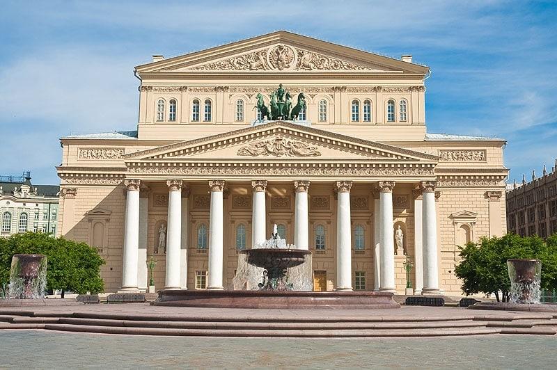 здание большой фото театр