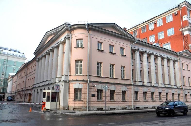 Дом Хомякова