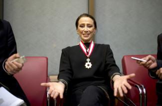 Балерина Майя Плисецкая награждена японским Орденам Восходящего солнца