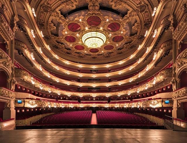 Оперный театр Лисеу